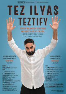 Tez Ilyas Teztify